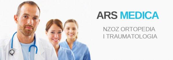 Niepubliczny Zakład Opieki Zdrowotnej Ortopedia i Traumatologia ARS-MEDICA Spółka Jawna