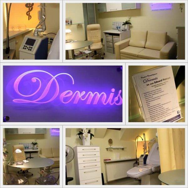 DERMIS Poradnia Dermatologiczna NSOZ lek. med.  Edward Pietrzak Specjalista Dermatolog – Wenerolog; Medycyna Estetyczna