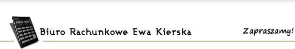 Biuro Rachunkowe Ewa Kierska