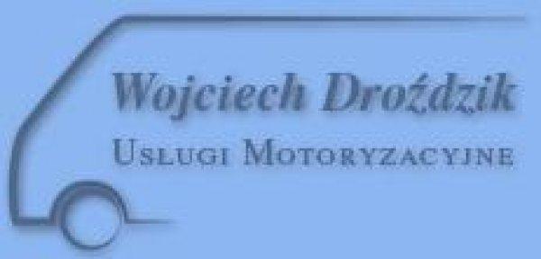 Usługi Motoryzacyjne Zabudowa Autobusów, Mikrobusów i Samochodów Brygadowych Wojciech Droździk