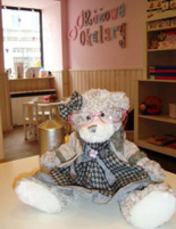 Salon Optyczny Dla Dzieci RÓŻOWE OKULARY Anna Wojtczak