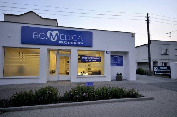 BO.Medica - Lekarz Specjalista